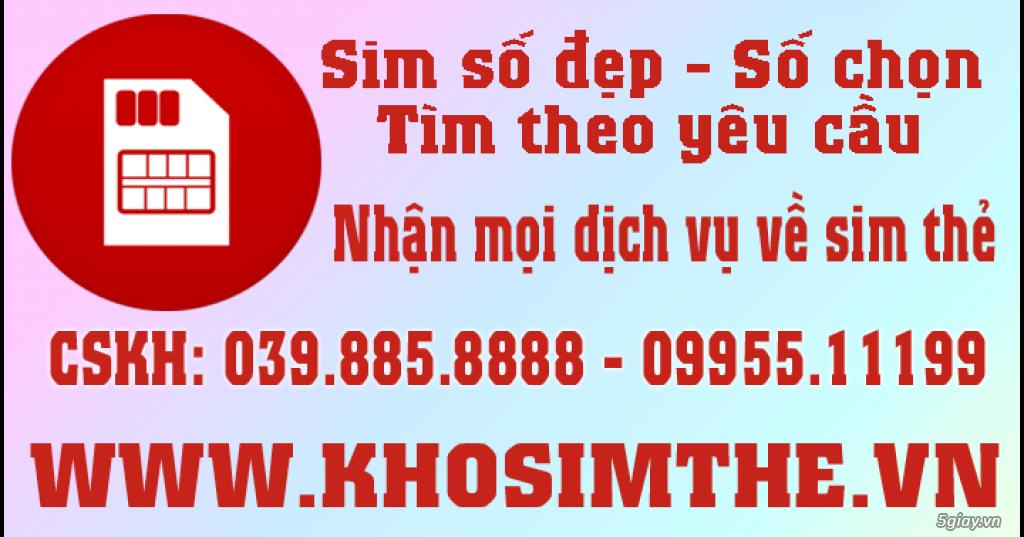 Sim Vietnamobile Số Đẹp Dễ Nhớ Giá Chỉ Từ 100K