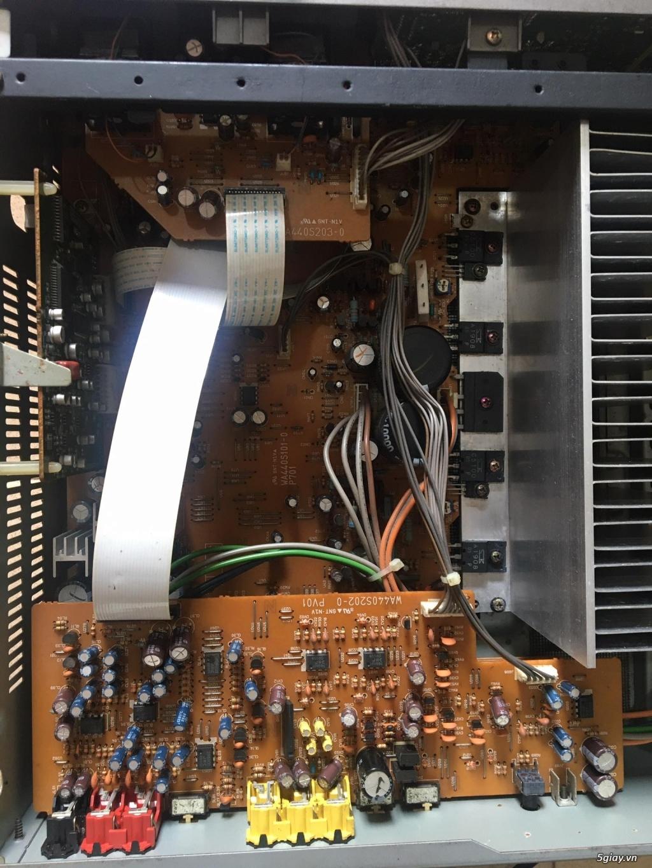Ampli BMB - DAM - Mixer số - 25