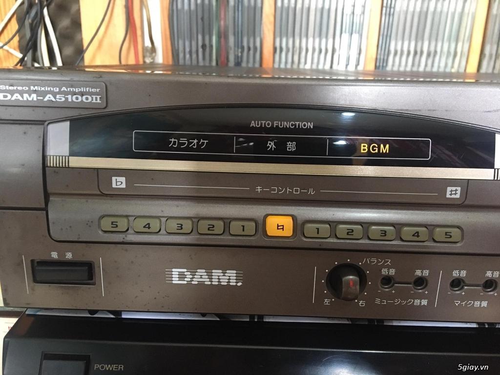 Ampli BMB - DAM - Mixer số - 22