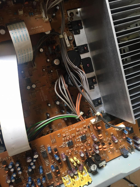 Ampli BMB - DAM - Mixer số - 24