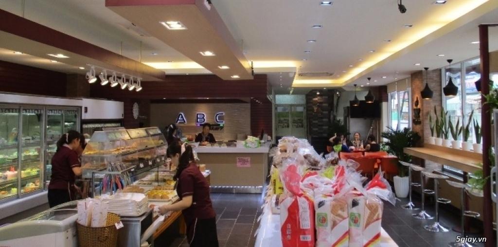 [ TUYỂN NV BÁN HÀNG ] - ABC Bakery chi nhánh Ông Ích Khiêm