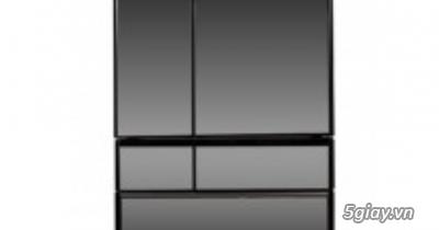 Tủ lạnh 6 cánh Hitachi Inverter 722 Lít X670GV(X) French Door