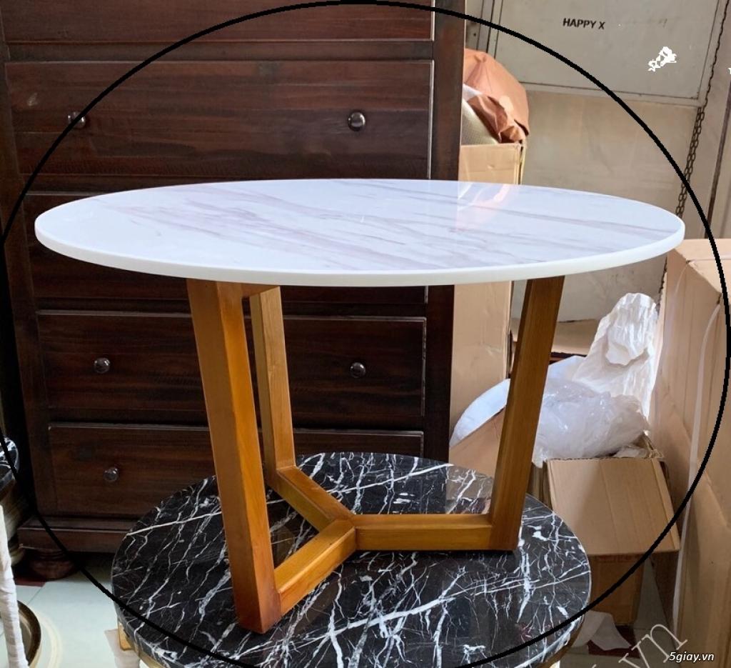 Chân bàn trà sofa gỗ Ash - 4