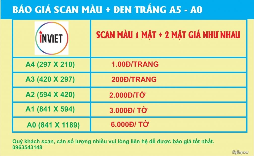 photocopy giá rẻ hà nội, dịch vụ photo A4 170đ/1 tờ - 2
