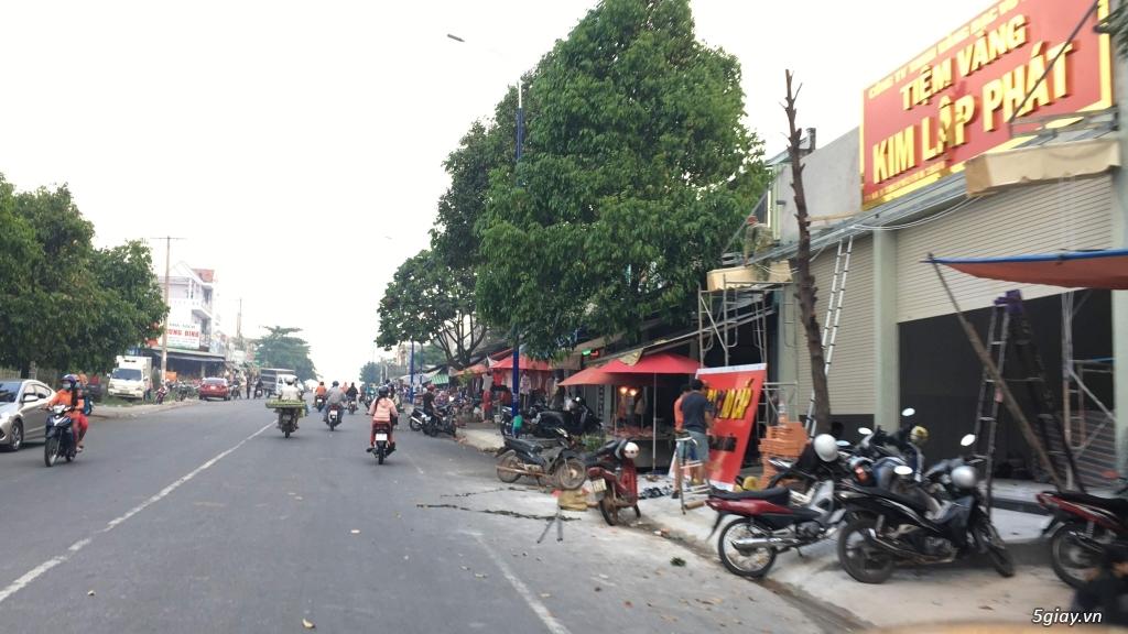 Đất KCN Mỹ Phước 3, Lô J gần chợ dân sinh, MT đường nhựa, dân đông, SH