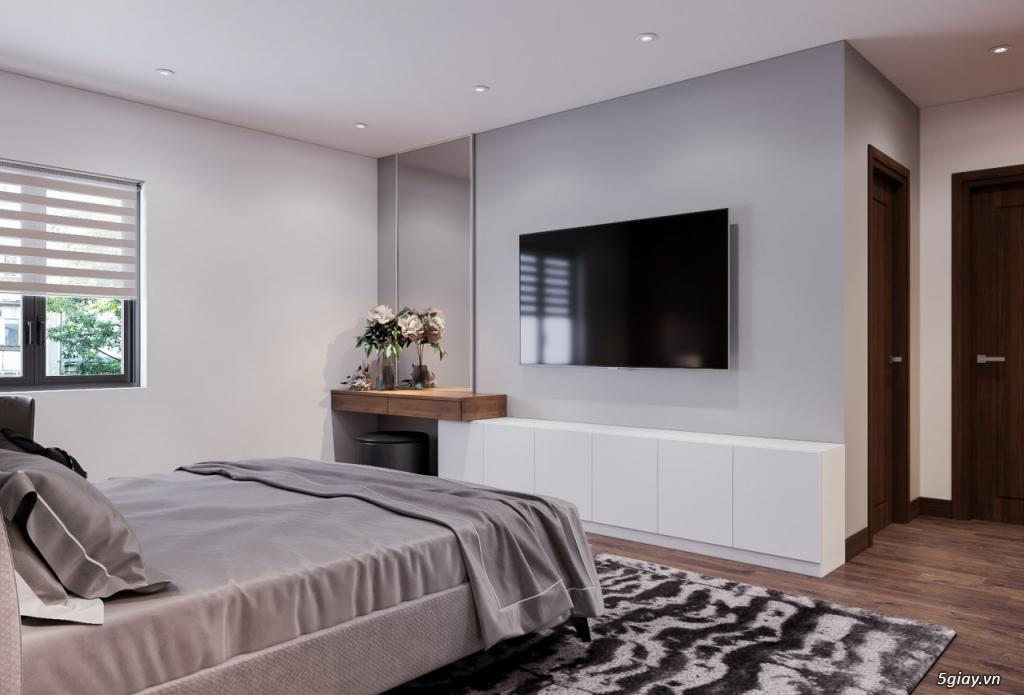 Thiết Kế Phòng Ngủ Đẹp Giá Rẻ