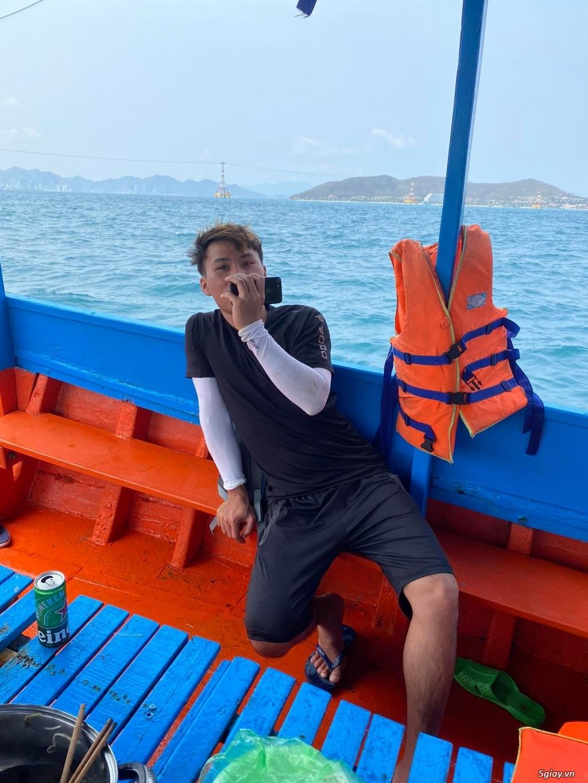 Lặn ngắm san hô , bắt ốc , du lịch biển nha trang - 1