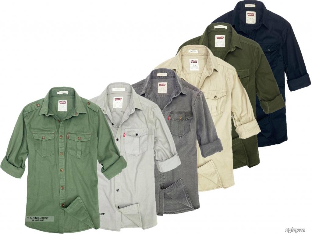 <<Y QUỲNH Store >>  chuyên bán áo sơ mi - áo thun - Hàng Hiệu Tuyển chọn - VNXK - 8