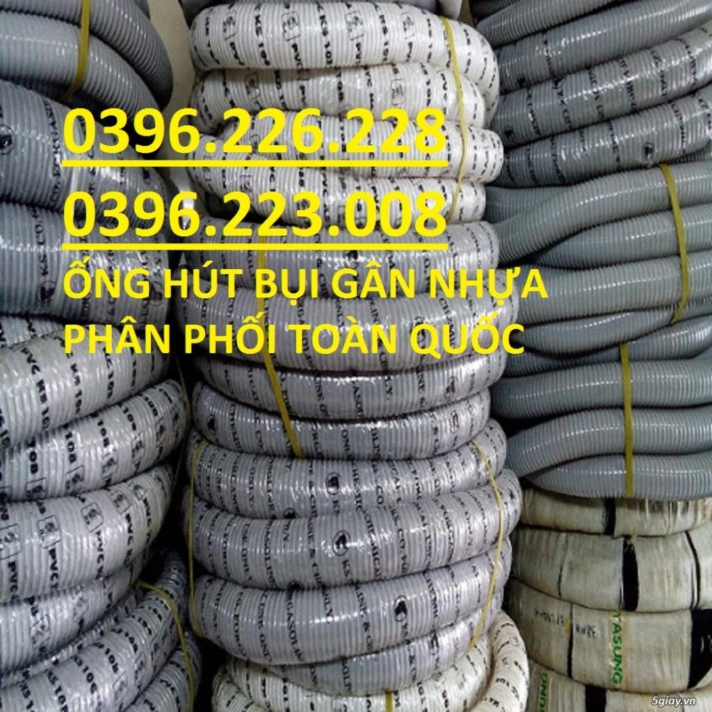 Ống nhựa lõi thép,ống hút bụi, ống gió , ống cao su, nhôm nhún,ống PU. - 4