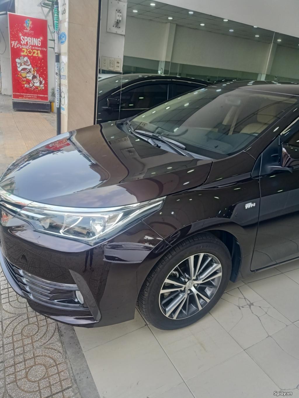 Toyota Corolla Altis 1.8G AT 2019(chính chủ)new 99% - 1
