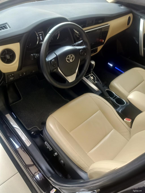 Toyota Corolla Altis 1.8G AT 2019(chính chủ)new 99% - 4