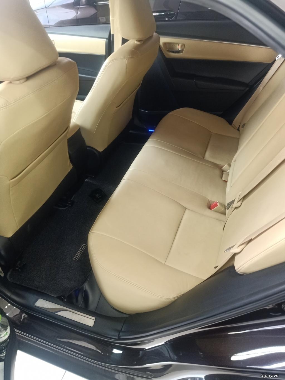 Toyota Corolla Altis 1.8G AT 2019(chính chủ)new 99% - 5