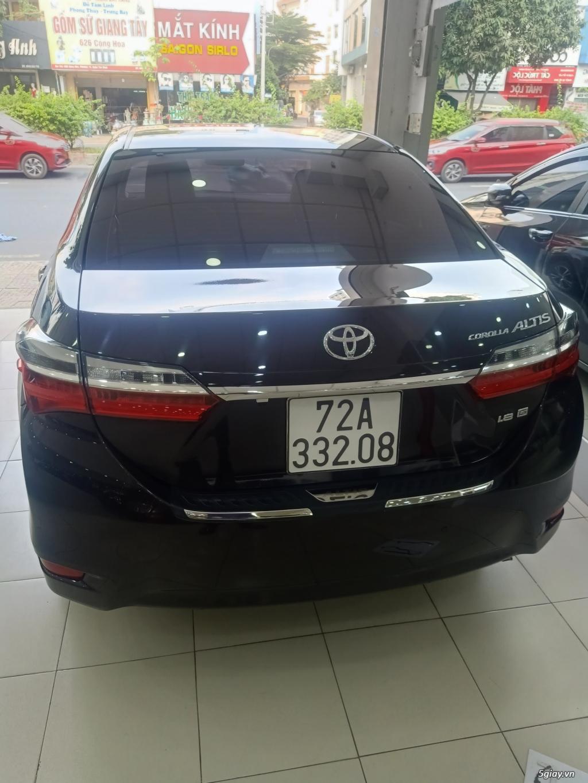 Toyota Corolla Altis 1.8G AT 2019(chính chủ)new 99% - 3