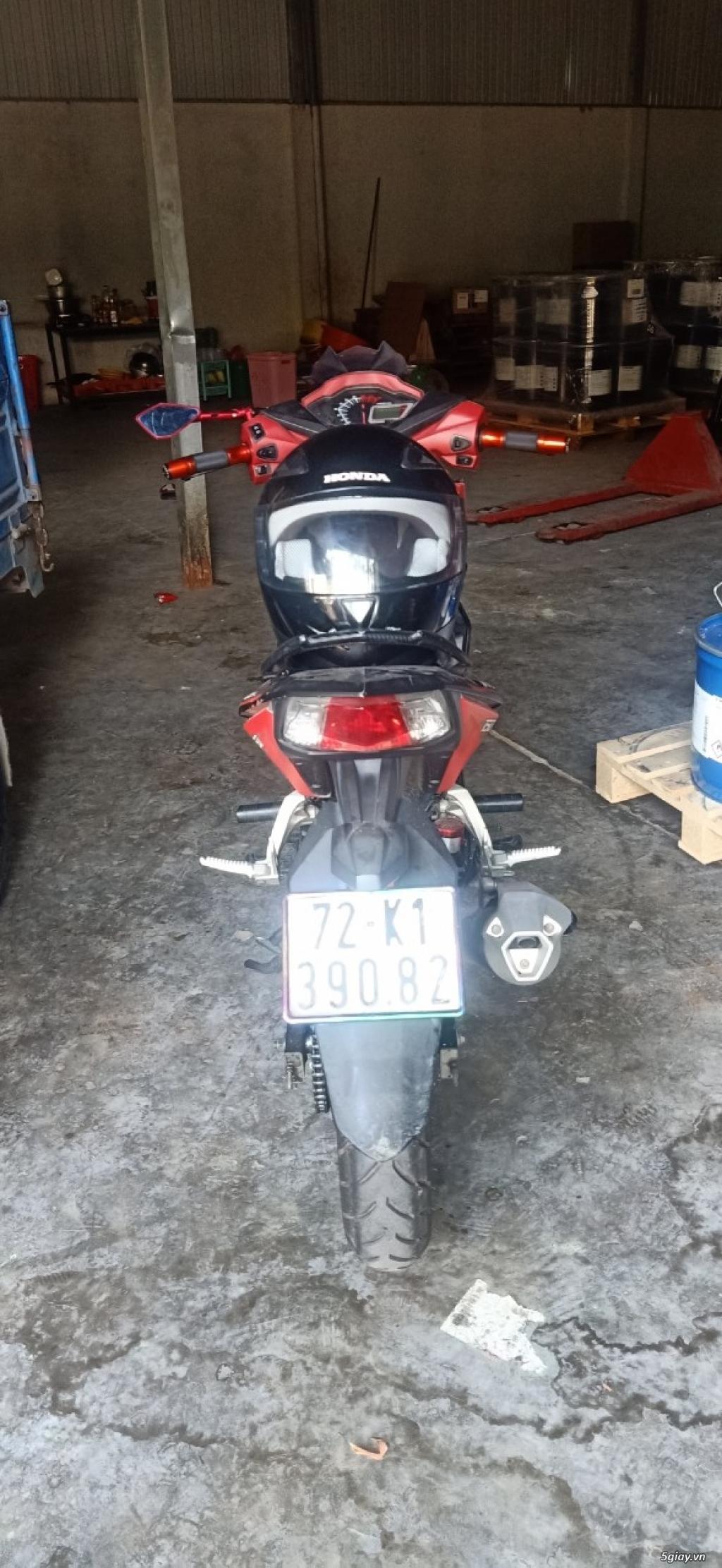 Honda Winner 150 chính chủ bảng số TP đẹp ken zin A-Z 20TR THỦ ĐỨC HCM - 3