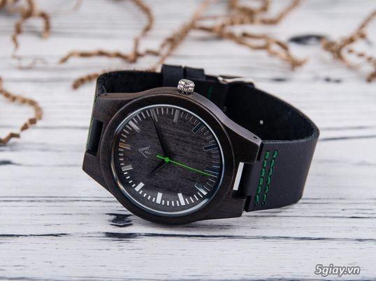 Chuyên đồng hồ Handmade gỗ đàn hương - HOT - 18
