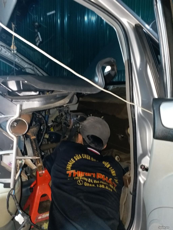 Garage Sửa chữa ô tô tại Nha Trang - Garage Thịnh Phát - 7