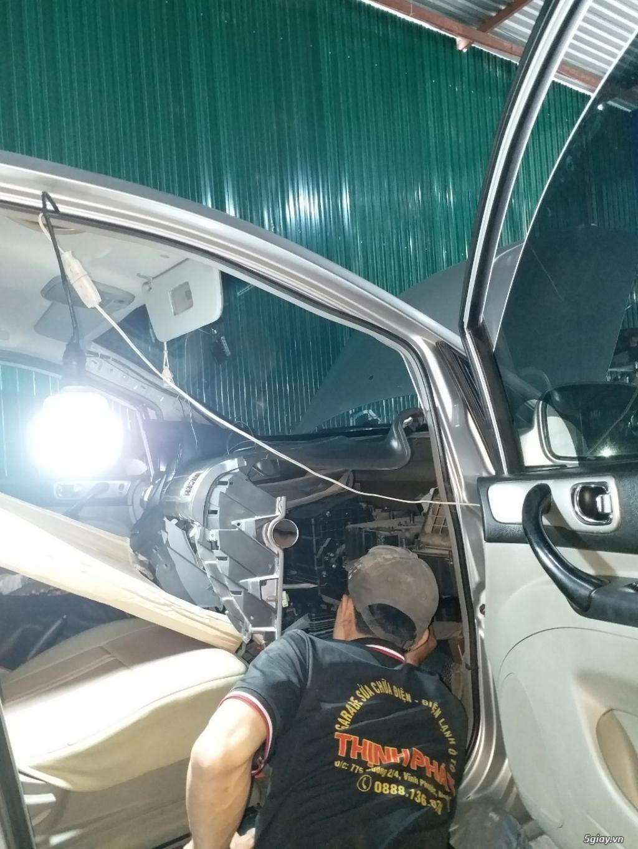 Garage Sửa chữa ô tô tại Nha Trang - Garage Thịnh Phát - 8