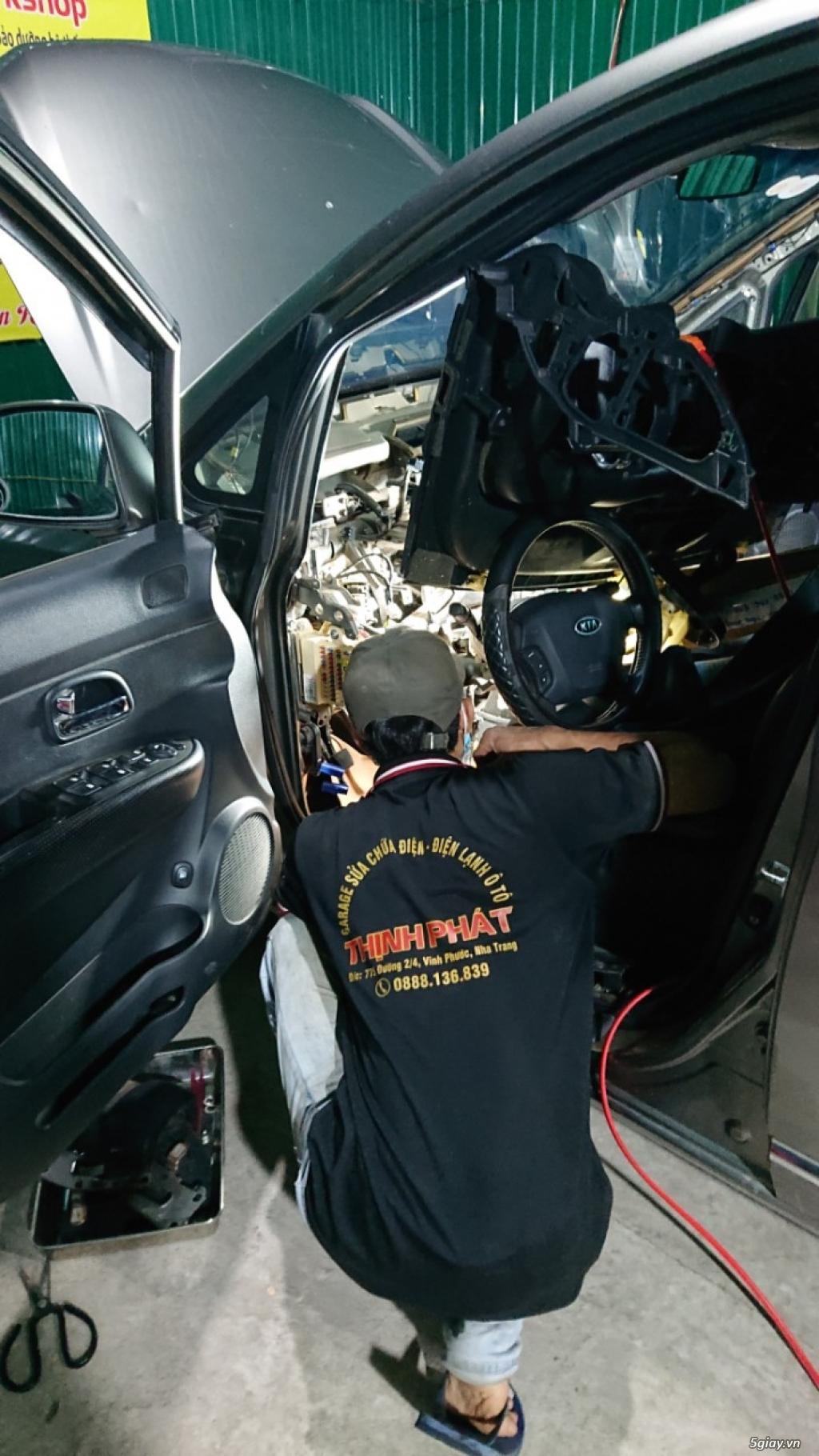 Garage Sửa chữa ô tô tại Nha Trang - Garage Thịnh Phát - 9