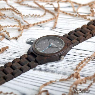 Chuyên đồng hồ Handmade gỗ đàn hương - HOT - 12