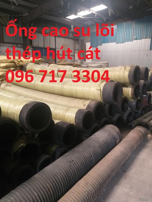 Ống cao su bơm bê tông CAQ phi 114 chất lượng cao  - 0914 143 288 - 2