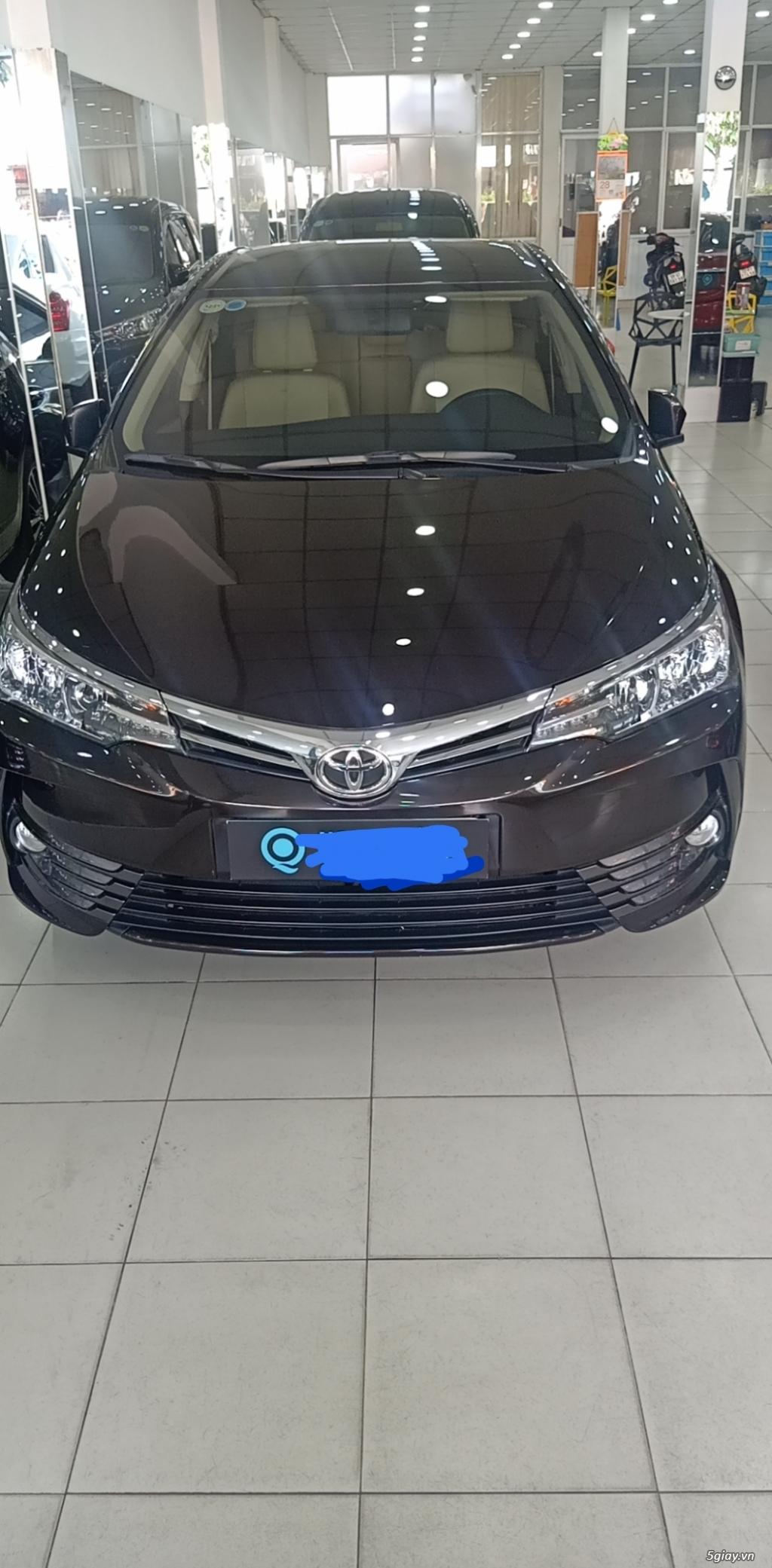 Toyota Corolla Altis 1.8G AT 2019(chính chủ)new 99%