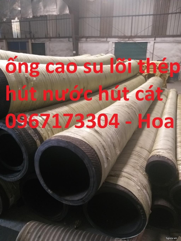 Ống cao su bơm bê tông CAQ phi 114 chất lượng cao  - 0914 143 288 - 5