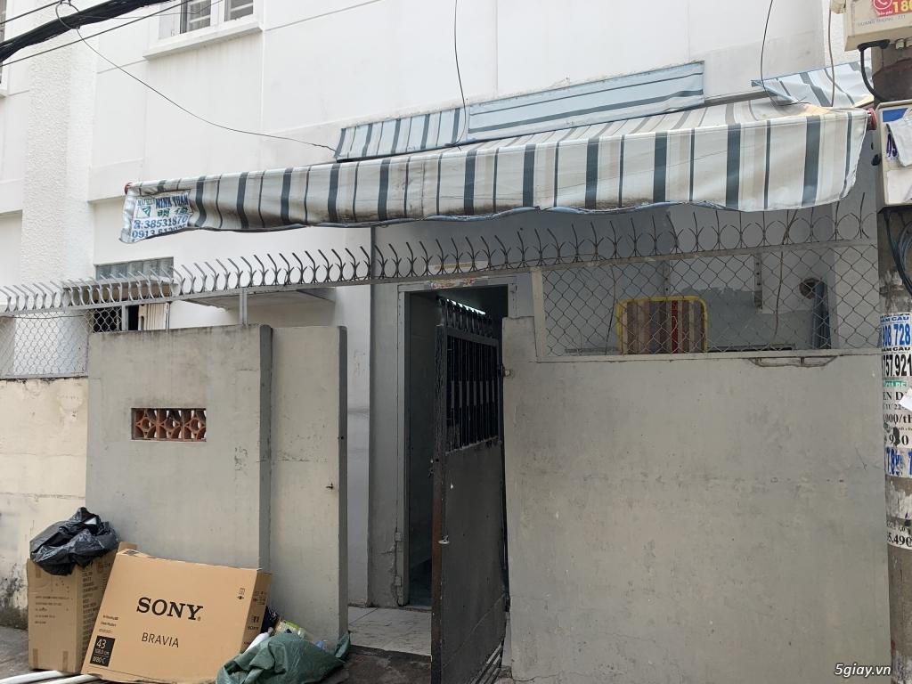 Cho thuê phòng trọ 20m2_Cư Xá Phú Lâm B, P13, Q6 - 1