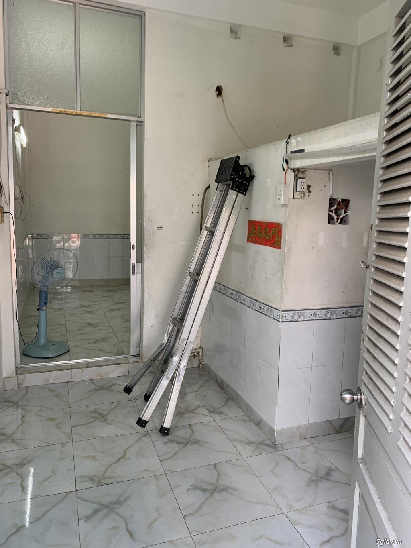 Cho thuê phòng trọ 20m2_Cư Xá Phú Lâm B, P13, Q6 - 2