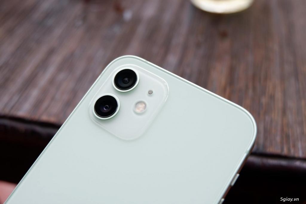 iPhone 12 64gb Xanh Green mã Việt Nam - 1