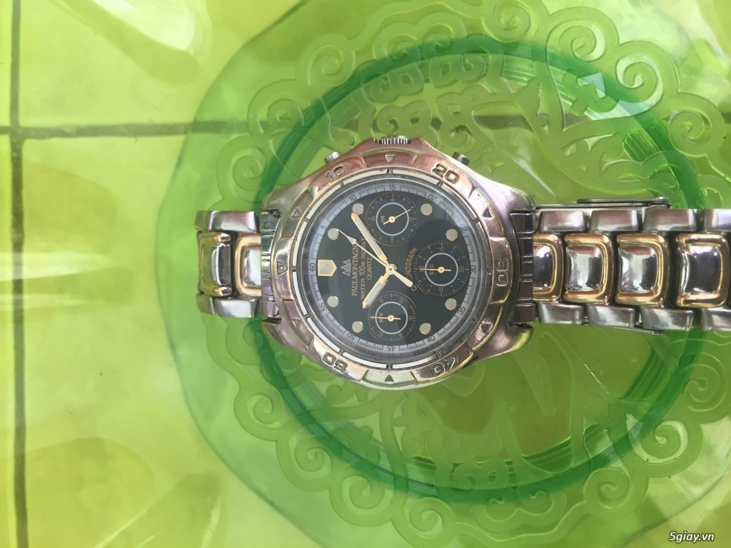 Đồng hồ Paulmontagne 6 kim
