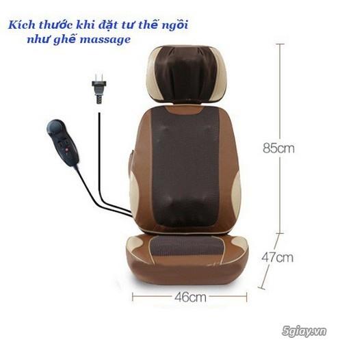Đệm massage 5d ayosun 888a8