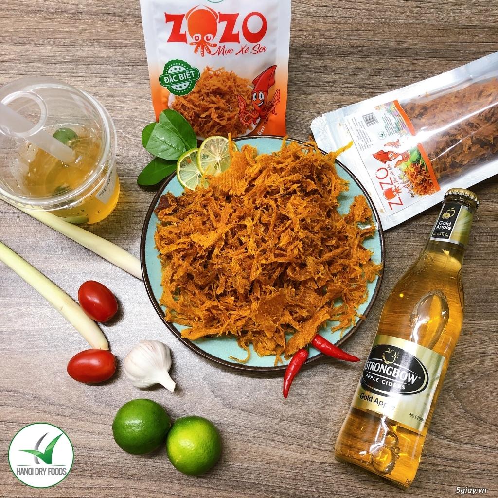 Khô mực Zozo - Độc và lạ của Hà Nội Dry Foods - 1