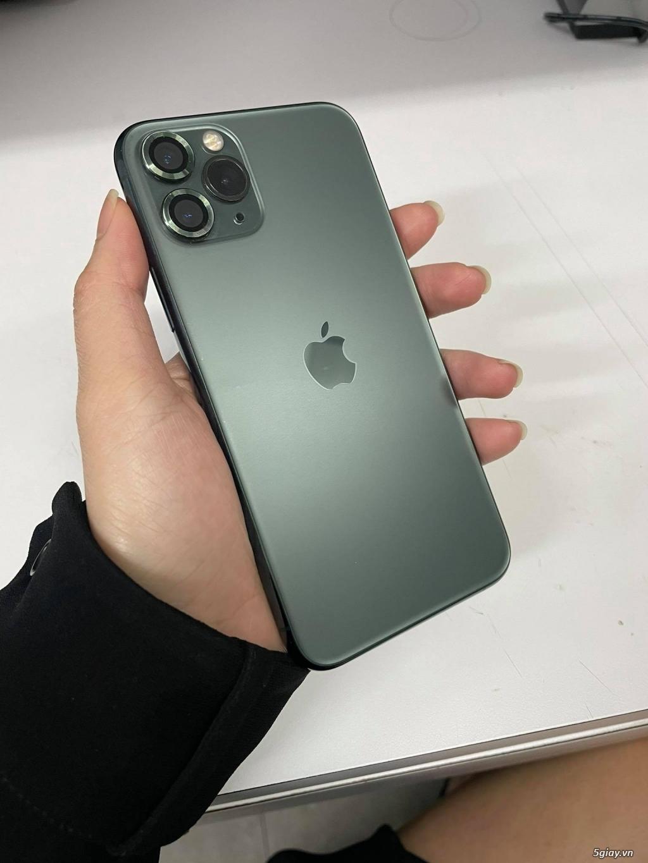 Cần bán Iphone 11 pro 64gb bản Mỹ - mất face id và hư 1 góc tai trái - 1