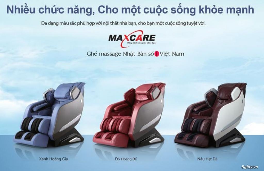 Ghế massage Quận Hải Châu| Maxcare Home
