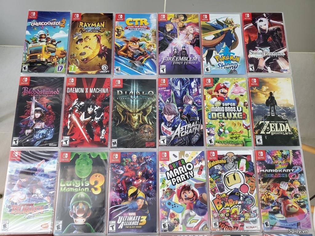 Gamewar.vn | Máy Nintendo Switch - Game - Phụ Kiện - N3DS - 1