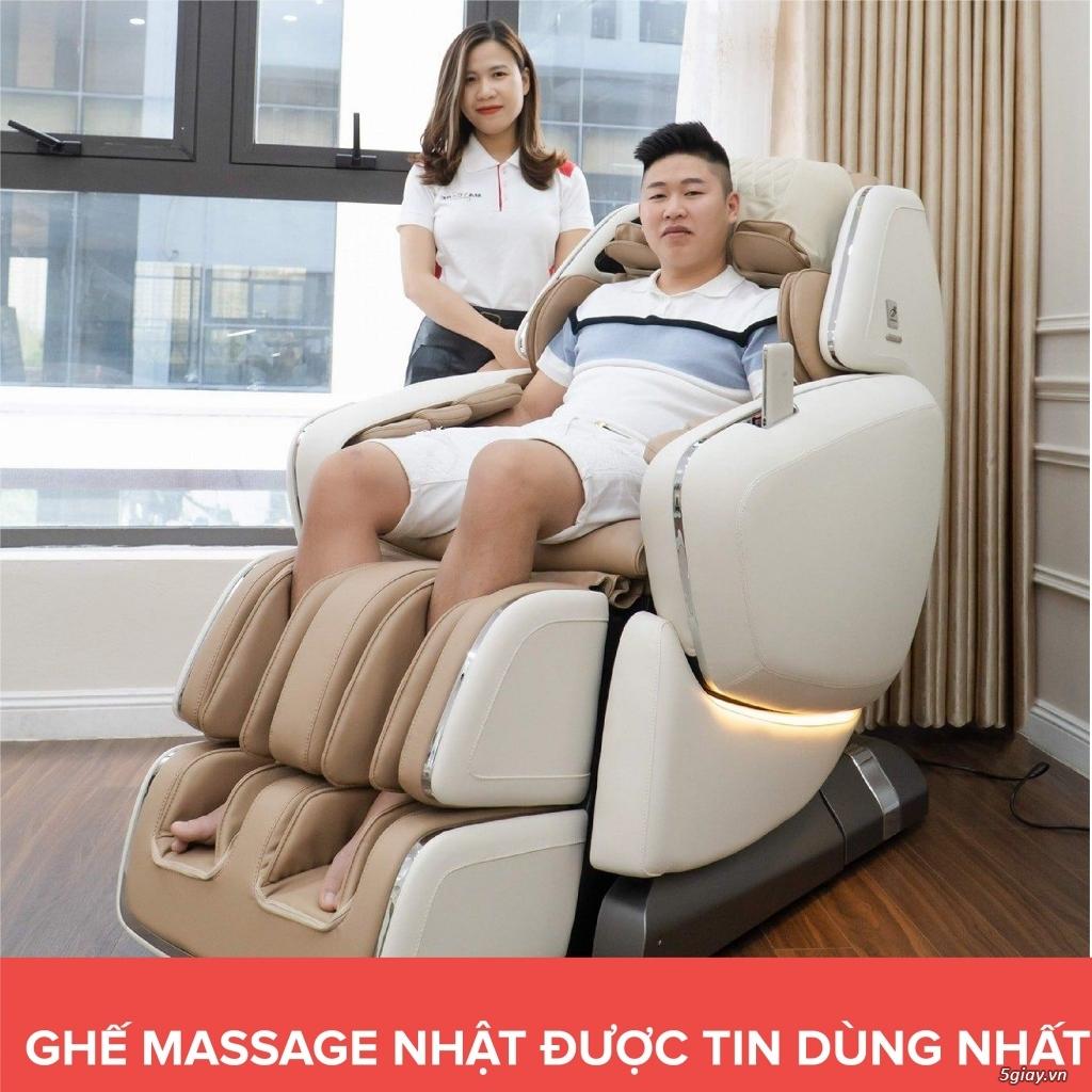Ghế massage Quận Hải Châu| Maxcare Home - 1