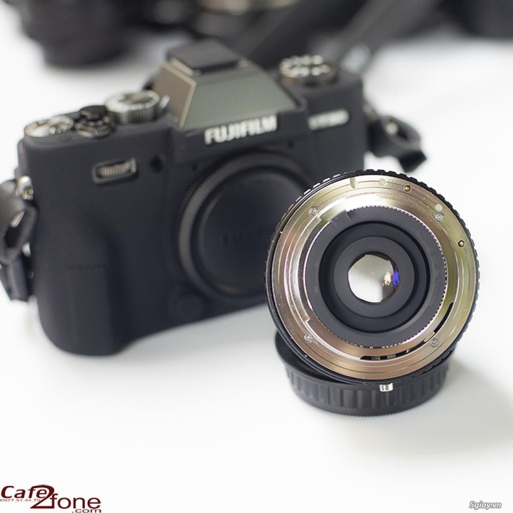 Lens MF Sears Auto Multicoated 28mm F2.8 ngàm PK. Ống kính máy film - 1