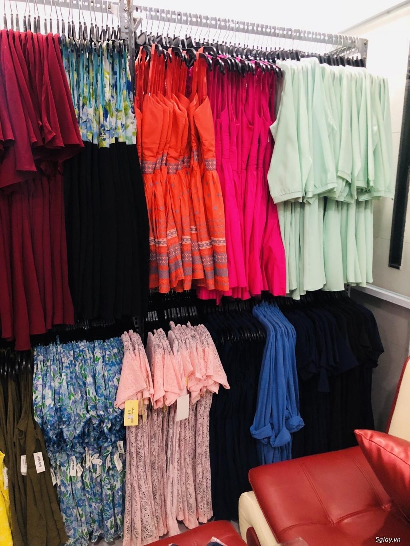 Bán sỉ lô hàng thời trang giá rẻ 55k