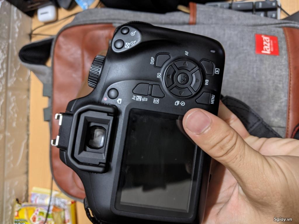 Canon 3000D kèm 50mmf1.8II