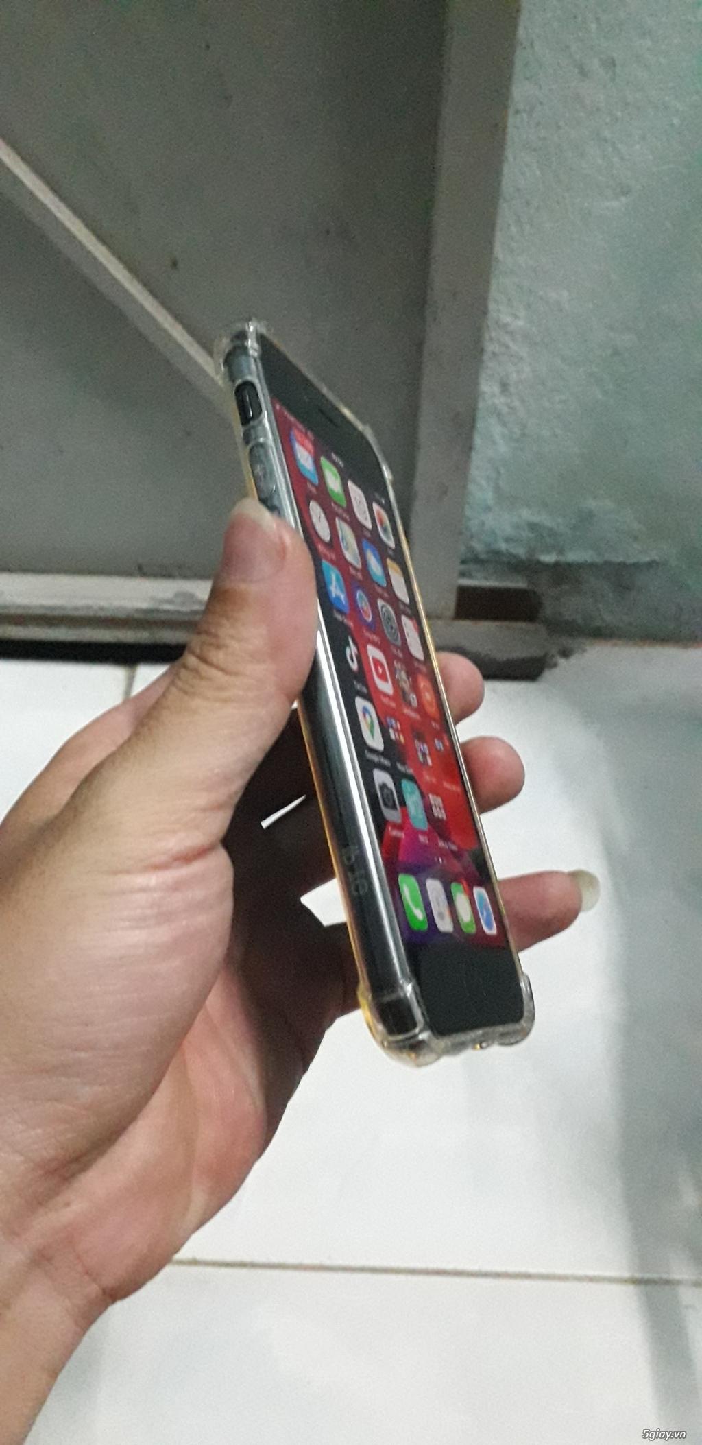 Bán Iphone 7 128G vân tay nhạy máy quốc tế zin - 3
