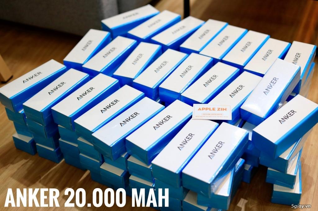 Pin dự phòng ANKER 20.000mAh Chính Hãng bảo hành 12 Tháng - 5