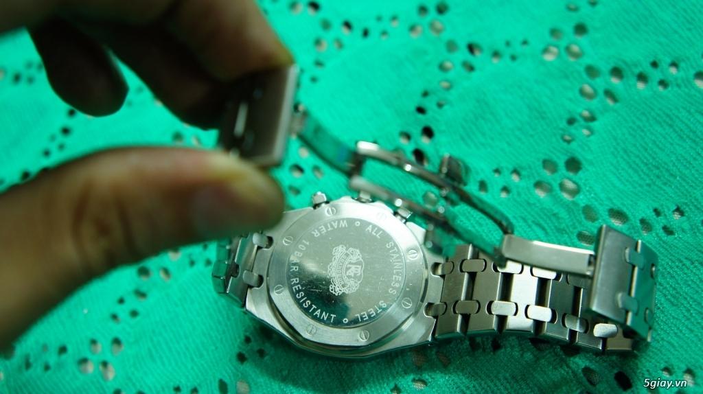 Đồng hồ hiệu Grandeur đẹp , bền - 3