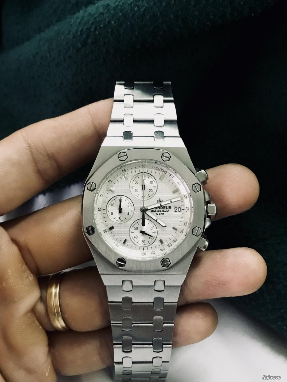 Đồng hồ hiệu Grandeur đẹp , bền - 4