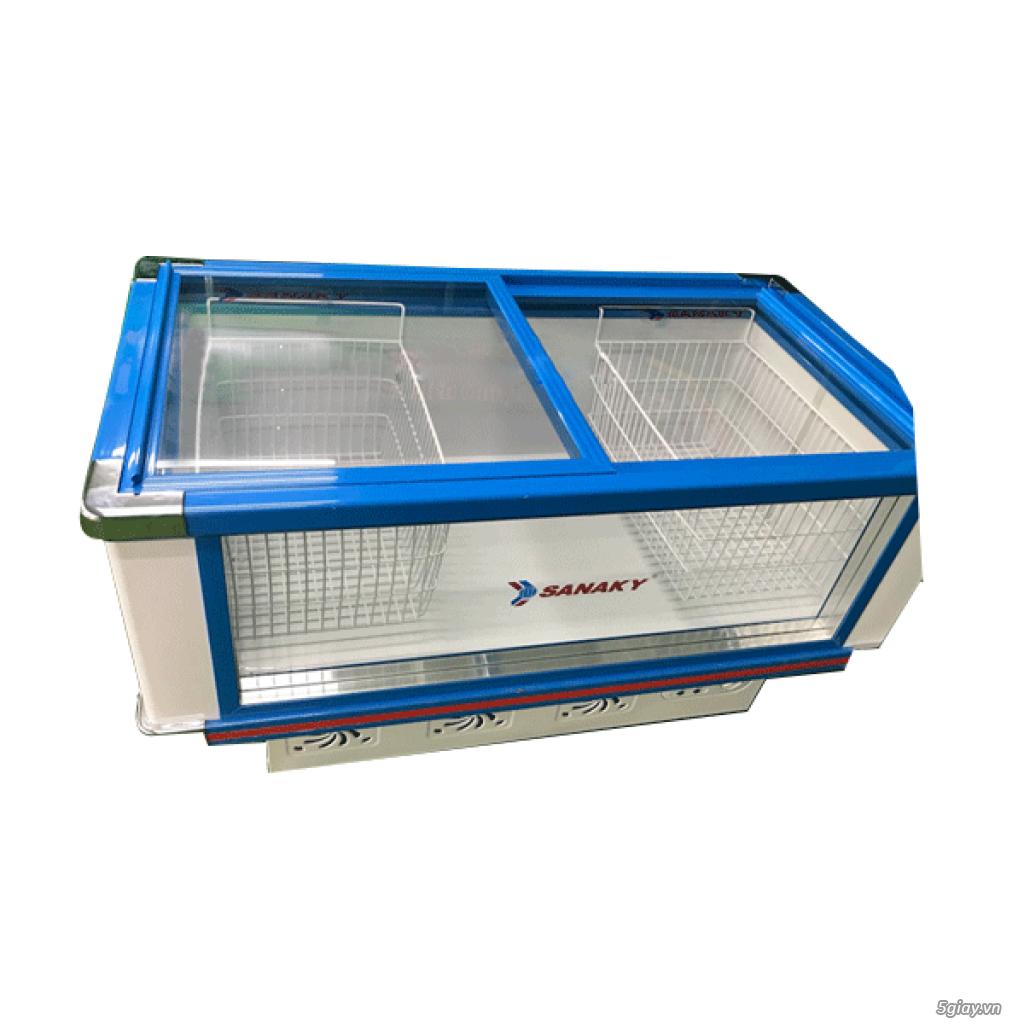 Tủ mát nằm ngang SANAKY VH-299K dàn lạnh ĐỒNG giá tại kho - 1