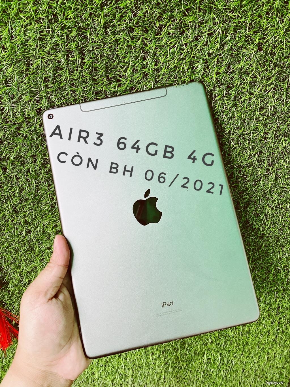 Cần bán iPad Air3 - Air2 - Air1 - Gen8 - 7 -6 - 5... - 4
