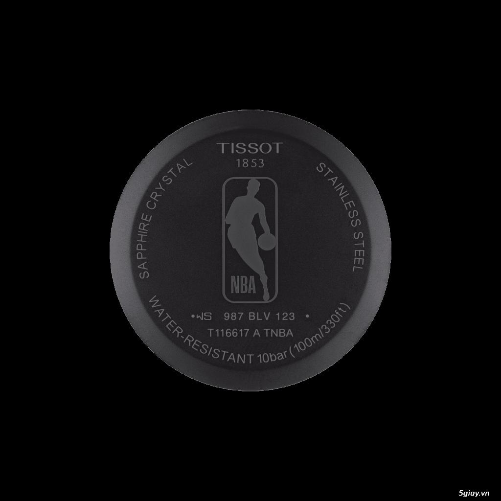 Tissot Chronograph T-Sport Houston Rockets Black bh 3/2021 - 1