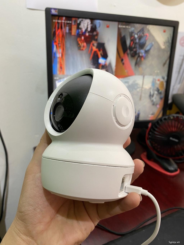Buôn bán, thi công lắp đặt camera WIFI khu vực Sài Gòn. - 3