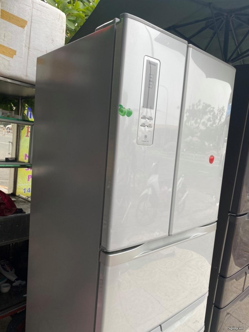 Tủ lạnh 6 cánh nội địa Nhật TOSHIBA GR-E47F date 2012 - 18