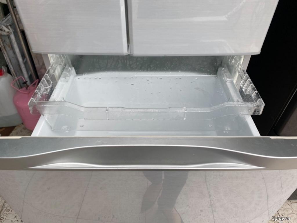 Tủ lạnh 6 cánh nội địa Nhật TOSHIBA GR-E47F date 2012 - 16