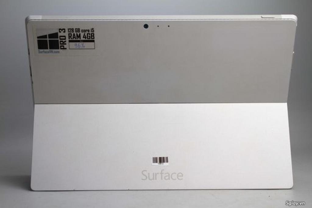 Surface Pro 3   SSD 128GB   core i5   RAM 4GB   98% - IMI17823 - 4